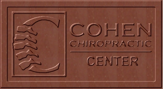 Cohen Chiropractic Center 5.5 X 3 inch Custom Chocolate