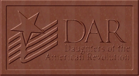 Daughters of the American Revolution Chocolate bar mold ...