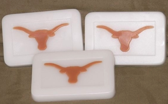Yes, we do soaps too! Longhorn Soaps made by parents to help raise funds for school